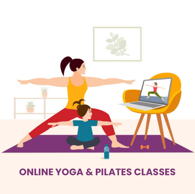 online yoga pilates classes